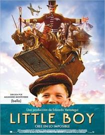 Little Boy - Além do Impossível - Poster / Capa / Cartaz - Oficial 3