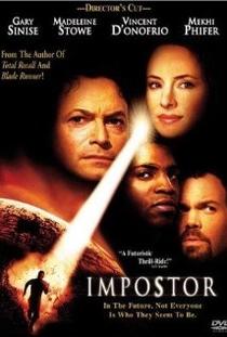 Impostor - Poster / Capa / Cartaz - Oficial 1