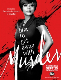 How to Get Away with Murder (1ª Temporada) - Poster / Capa / Cartaz - Oficial 1