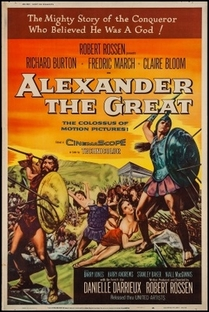 Alexandre o Grande - Poster / Capa / Cartaz - Oficial 5
