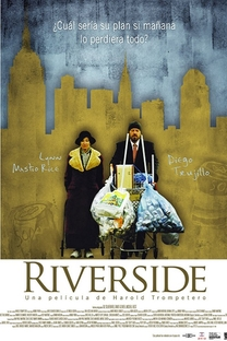 Riverside - Poster / Capa / Cartaz - Oficial 1