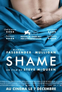Shame - Poster / Capa / Cartaz - Oficial 2