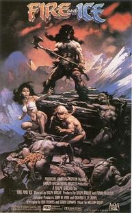 Fogo e Gelo - Poster / Capa / Cartaz - Oficial 1