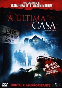 A Última Casa - Poster / Capa / Cartaz - Oficial 2