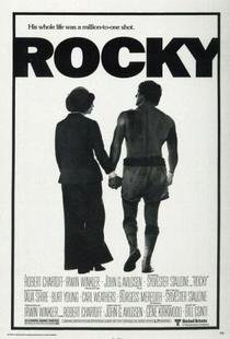 Rocky - Um Lutador - Poster / Capa / Cartaz - Oficial 3
