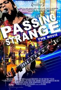 Passing Strange  - Poster / Capa / Cartaz - Oficial 1