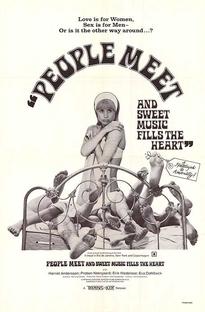 Människor möts och ljuv musik uppstår i hjärtat  - Poster / Capa / Cartaz - Oficial 1