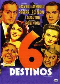 Seis Destinos - Poster / Capa / Cartaz - Oficial 2