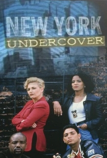 New York Undercover (2ª Temporada) - Poster / Capa / Cartaz - Oficial 1
