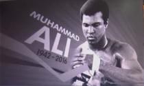 Muhammad Ali - 1942 - 2016 - Poster / Capa / Cartaz - Oficial 1