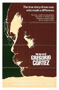 A Balada de Gregório Cortez - Poster / Capa / Cartaz - Oficial 2