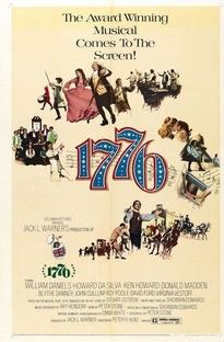 1776 - Poster / Capa / Cartaz - Oficial 2