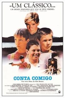 Conta Comigo - Poster / Capa / Cartaz - Oficial 10