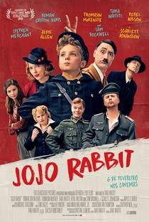Jojo Rabbit - Poster / Capa / Cartaz - Oficial 2