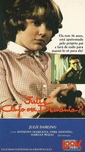 Julie - Anjo ou Demônio? - Poster / Capa / Cartaz - Oficial 2