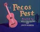 Tio Pecos vem aí (Pecos Pest)
