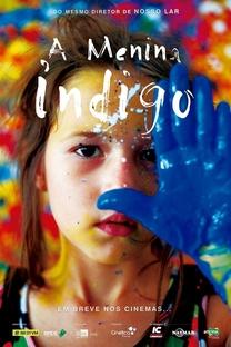 A Menina Índigo - Poster / Capa / Cartaz - Oficial 1