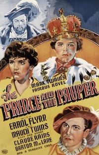 O Príncipe e o Mendigo - Poster / Capa / Cartaz - Oficial 6