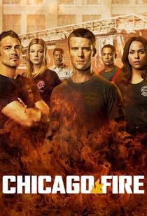 Heróis Contra o Fogo (3ª Temporada) - Poster / Capa / Cartaz - Oficial 2
