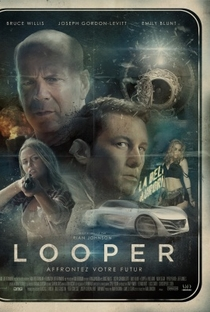 Looper - Assassinos do Futuro - Poster / Capa / Cartaz - Oficial 10
