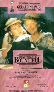 O Regresso para Bountiful - Poster / Capa / Cartaz - Oficial 2