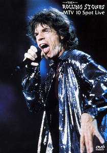 Rolling Stones - Live From The 10th Spot - Poster / Capa / Cartaz - Oficial 1