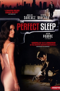 The Perfect Sleep - Poster / Capa / Cartaz - Oficial 2