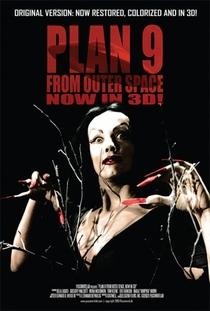 Plano 9 do Espaço Sideral - Poster / Capa / Cartaz - Oficial 2