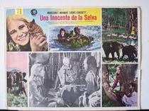 A menina das selvas - Poster / Capa / Cartaz - Oficial 4
