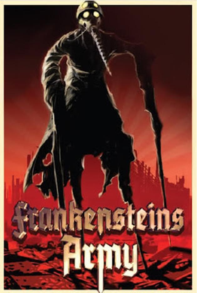 GARGALHANDO POR DENTRO: Notícia | Primeiras Imagens Do Terror Frankenstein's Army São Divulgadas