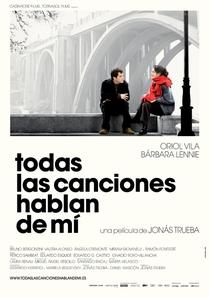 Todas as Canções Falam de Mim - Poster / Capa / Cartaz - Oficial 1