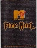 Fúria Metal - Poster / Capa / Cartaz - Oficial 1