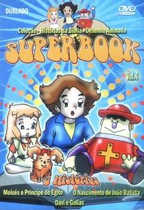 Superbook - Volume IV - Poster / Capa / Cartaz - Oficial 2