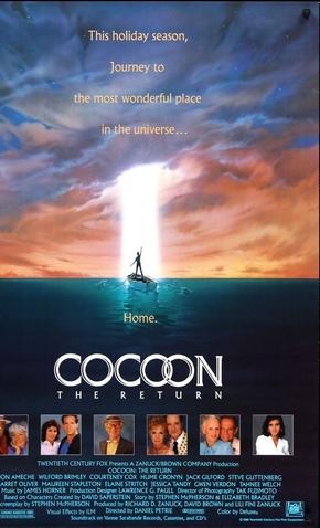 Cocoon II: O Regresso - 8 de Fevereiro de 1989 | Filmow