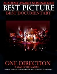 One Direction - A Year In The Making - Poster / Capa / Cartaz - Oficial 1
