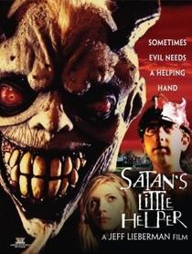 O Ajudante de Satã - Poster / Capa / Cartaz - Oficial 2