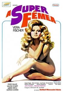 A Super Fêmea - Poster / Capa / Cartaz - Oficial 1