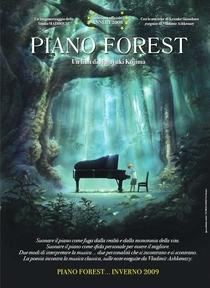 Piano no Mori - Poster / Capa / Cartaz - Oficial 1