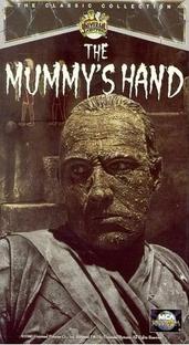 A Mão da Múmia - Poster / Capa / Cartaz - Oficial 3