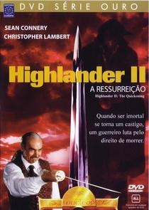Highlander II - A Ressurreição - Poster / Capa / Cartaz - Oficial 6