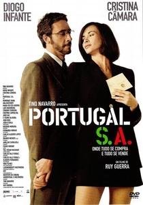 Portugal S.A. - Poster / Capa / Cartaz - Oficial 1