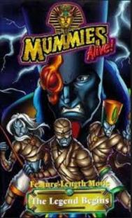 As Múmias Vivas - Poster / Capa / Cartaz - Oficial 2