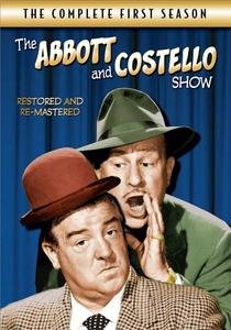 Bud Abbott e Lou Costello (1ª Temporada) - Poster / Capa / Cartaz - Oficial 1