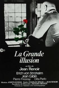 A Grande Ilusão - Poster / Capa / Cartaz - Oficial 6