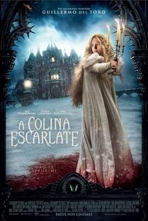 A Colina Escarlate - Poster / Capa / Cartaz - Oficial 8