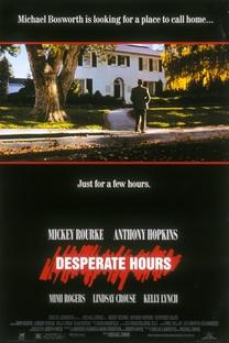 Horas de Desespero  - Poster / Capa / Cartaz - Oficial 3