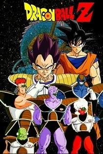 Dragon Ball Z (2ª Temporada) - Poster / Capa / Cartaz - Oficial 2