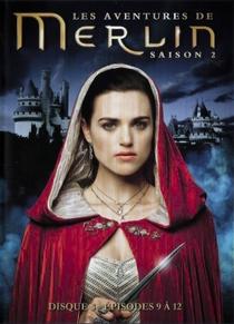 As Aventuras de Merlin (2ª Temporada) - Poster / Capa / Cartaz - Oficial 5