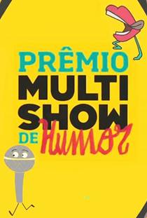 Prêmio Multishow de Humor (3ª Temporada) - Poster / Capa / Cartaz - Oficial 1
