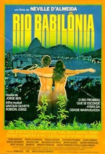 Rio Babilônia - Poster / Capa / Cartaz - Oficial 1